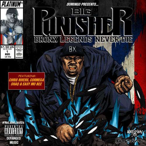 Известный Нью-Йоркский продюсер Domingo изменил трек Big Pun до неузнаваемости, но звучит он всё также круто !!!