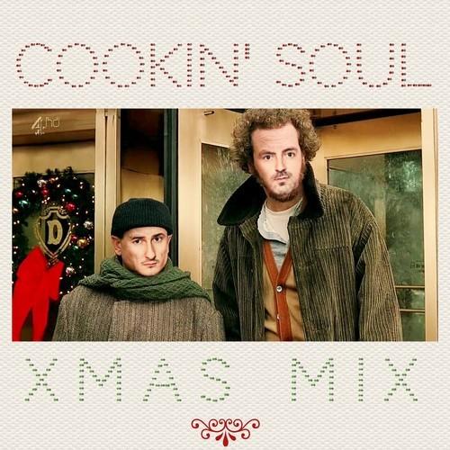 Новогодний микс (soul, funk, reggae, salsa,…) от продюсеров Cookin' Soul