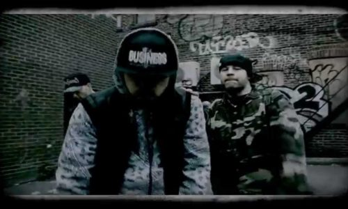 Aspects — Verbal Attack (Prod by Snowgoons) OFFICIAL VIDEO