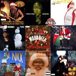 Новогодние Хип-Хоп обложки. Слабо вспомнить год выхода ?