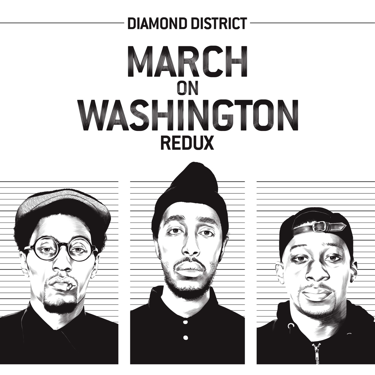 Diamond District — March on Washington (Redux)