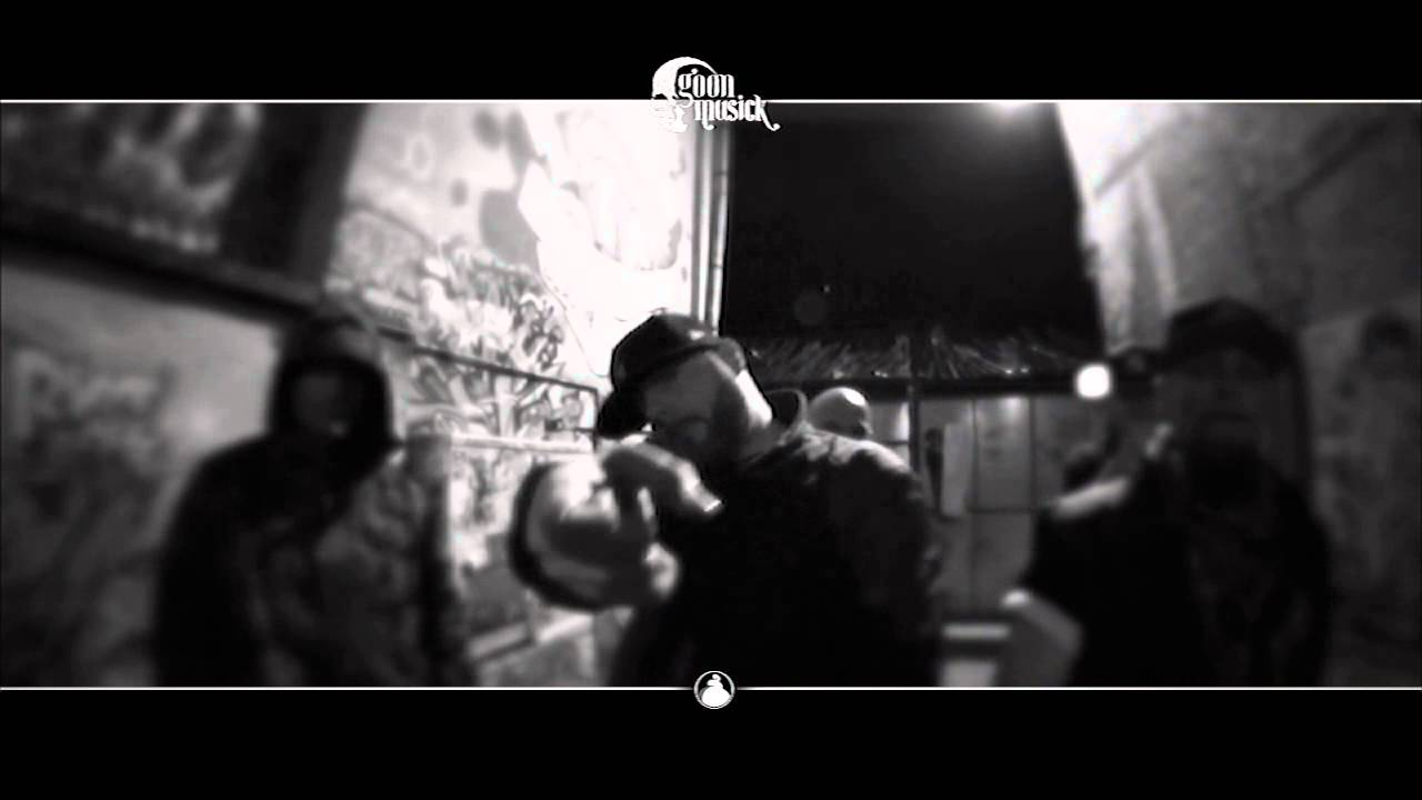 Snowgoons ft Apathy, Celph Titled & Antihelden — Jesus Gun (Official Video)