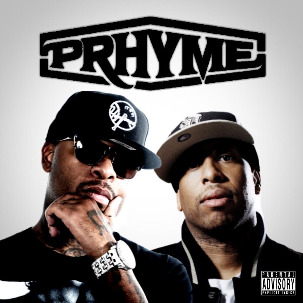 PRHYME (ROYCE DA 5'9″ & DJ PREMIER) — PRHYME TIME