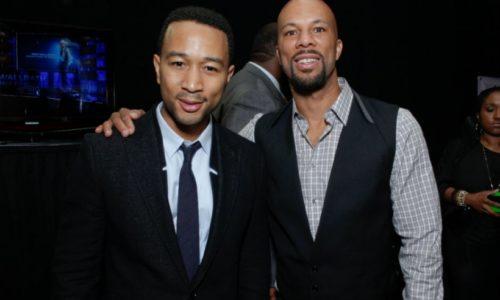 Пятикратный обладатель премии «Грэмми» John Legend вместе с Common представляют новый клип