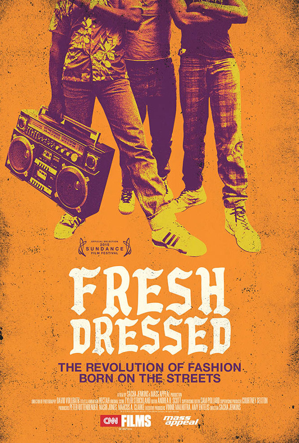 Вышел новый фильм о хип-хоп моде: «Fresh Dressed. The Revolution of Fashion Born on the Streets»