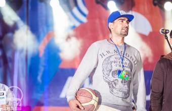 Новое видео «Дай мяч», от большого фаната баскетбола Big Som'a