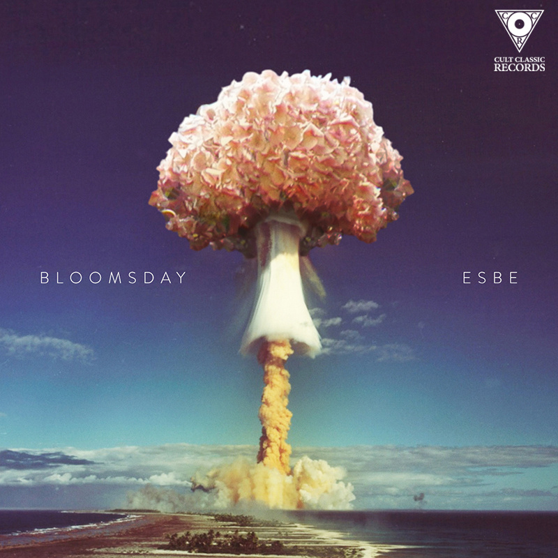 Отличный трип-хоп релиз из Лос Анджелеса от Esbe «Bloomsday»