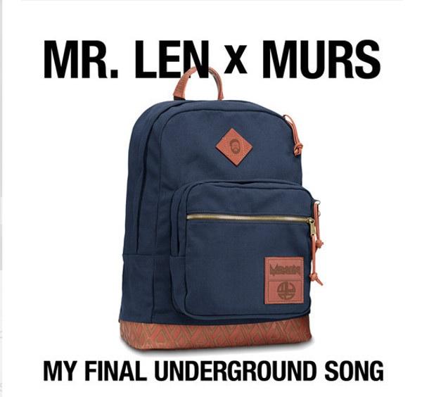 Mr.Len & Murs: «Мой финальный андеграунд трек»