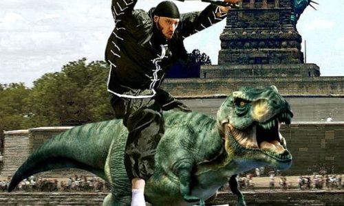 R.A. The Rugged Man снял свой самый большой, самый амбициозный и кинематографический видео-клип!