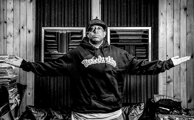 Легендарная студия DJ PREMIER'a в Нью-Йорке закрывает свои двери.