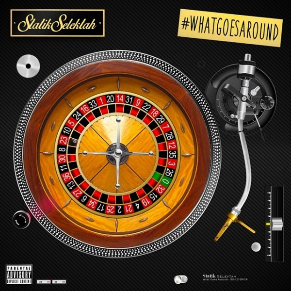 Statik Selektah «What Goes Around» (#WhatGoesAround)