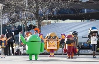 Новая весёлая реклама от Android под трек Pete Rock & CL Smooth