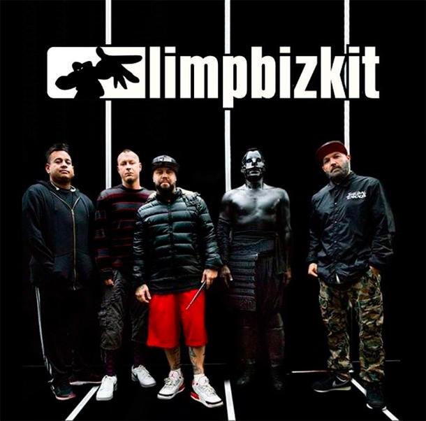 LIMP BIZKIT: Масштабный тур по России, осень 2015
