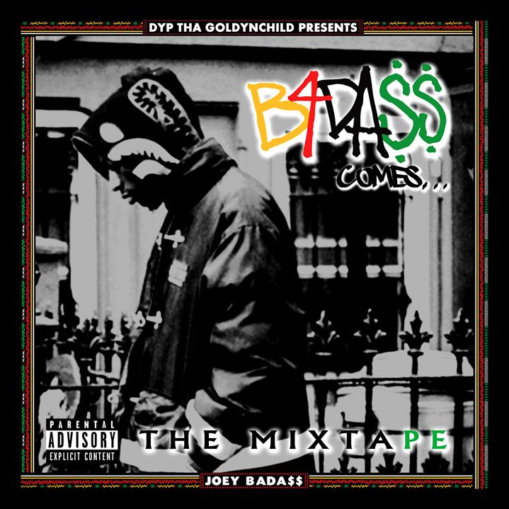 Свежий микстейп Joey Bada$$ «B4.DA.$$ Comes…The Mixtape»