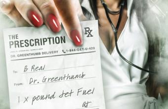 Новый микстейп от B-Real (Cypress Hill) «The Prescription»