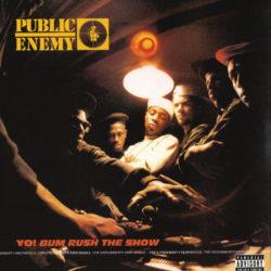В этот день, 28 лет назад, вышел дебютный альбом Public Enemy «Yo! Bum Rush The Show»