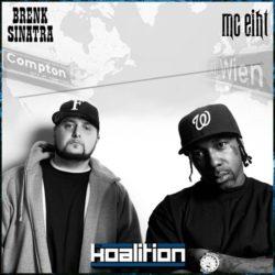 MC Eiht & Brenk Sinatra «Compton 2 Vienna Vol. 1» (2015)