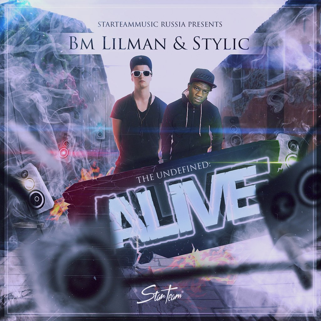 BM LilMan & Stylic — The Undefined: ALIVE