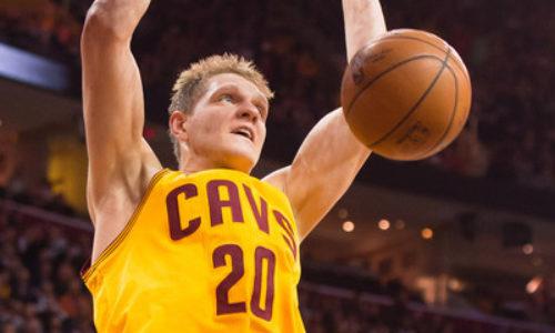 NBA: смотрим Top 10 данков за прошлую неделю, Тимофей Мозгов на 4 позиции