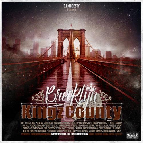 DJ Modesty «Brooklyn Kingz County»