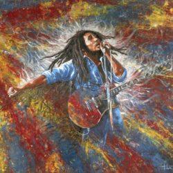 Bob Marley сегодня исполнилось 70 лет !!!