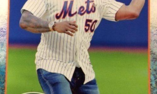 50 Cent увековечат на бейсбольных карточках