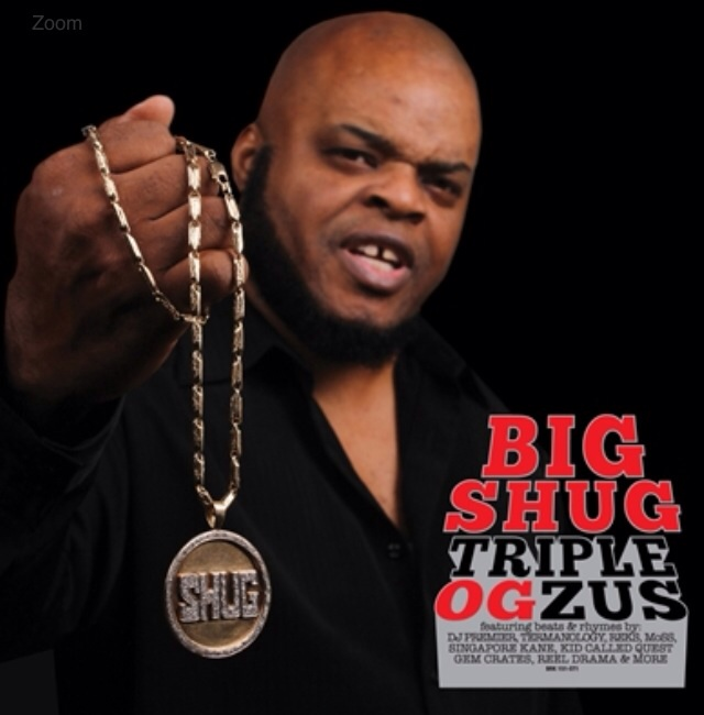 Big Shug (Gang Starr Foundation), подготовил новый альбом, при участии DJ Premier