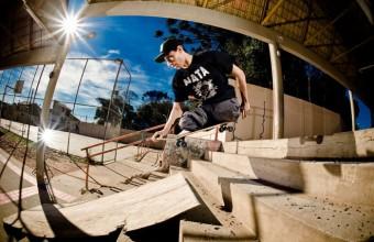 Italo Romano — скейтбордист без ног