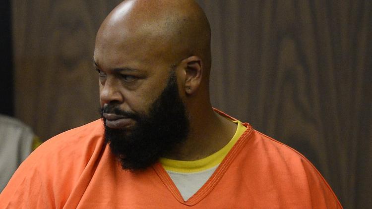 Suge Knight, бывший глава Death Row Records, останется под стражей до марта.