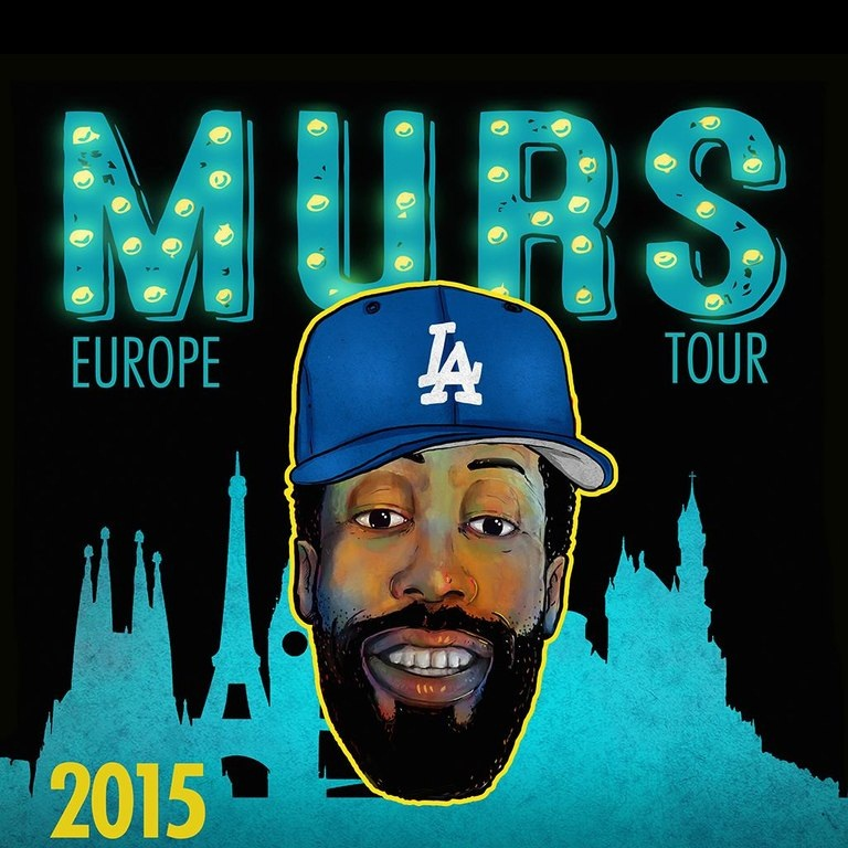 MURS (USA / Strange Music) в Москве, 12 марта, в Казани 13 марта и 14 в Новосибирске