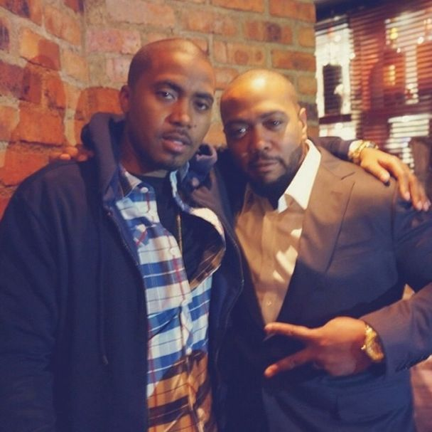 Nas привлёк к работе над новыми треками Timbaland