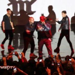 Многие молятся на Kanye West, а он качается под трек Wu-Tang «C.R.E.A.M.» в исполнении Raekwon