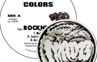 Rockness (Heltah Skeltah), поучаствовал в записи трека японского продюсера