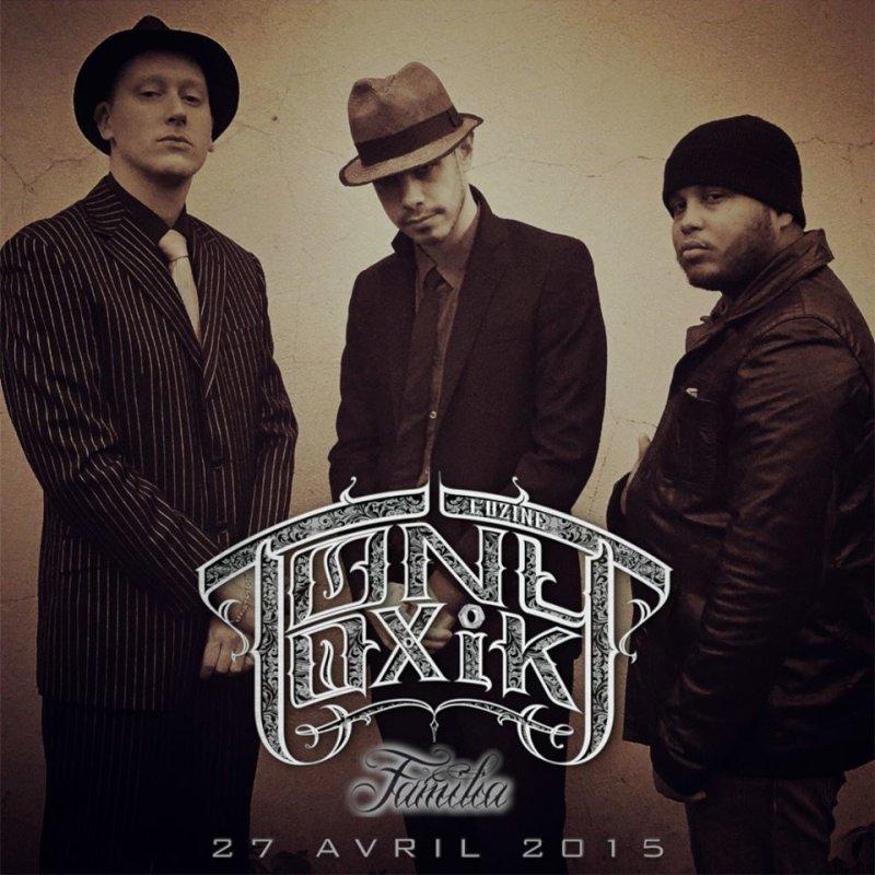 Француз TonyToxik (L'uZine) с новым видео в поддержку предстоящего альбома