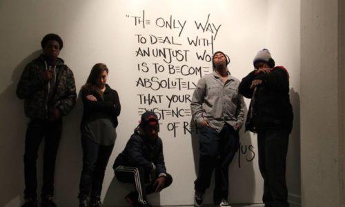 Young New Yorkers: «Путь исправления молодых уголовников — через искусство!»