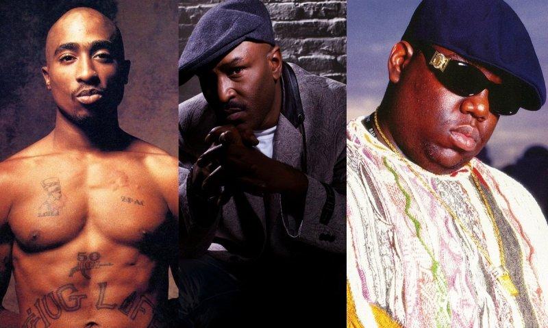 20 лет альбому 2Pac «Me Against The World»!  Notorious B.I.G.: «Эти биты должны были достаться мне!»