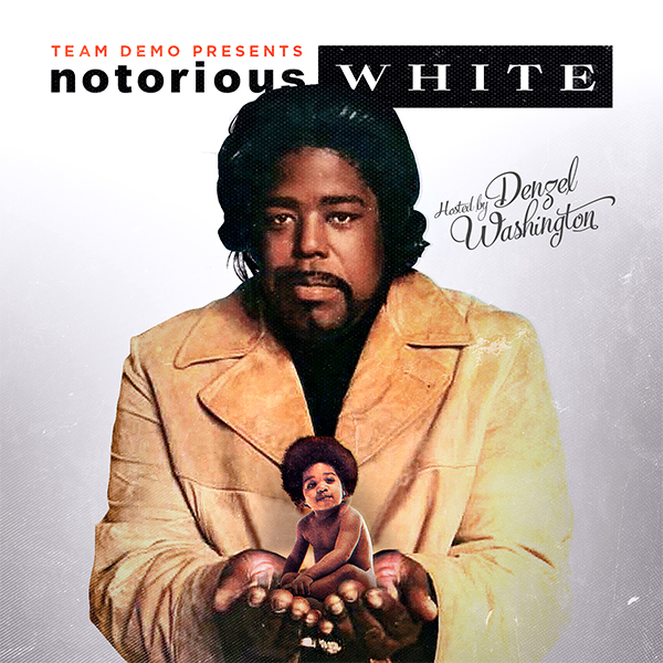 Как насчёт совместного релиза Notorious B.I.G. и Barry White !!!