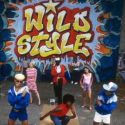 32 года исполнилось самому культовому хип-хоп фильму WILD STYLE