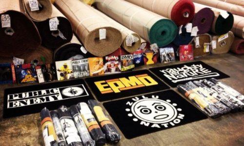 «Хип-Хоп Ковры вашему дому!» Вот чем занимается, помимо творчества, Erick Sermon (EPMD)
