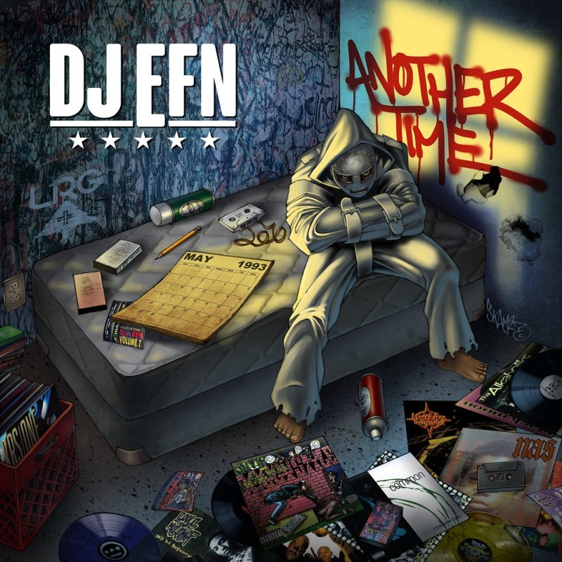 DJ EFN «Another Time» (2015)