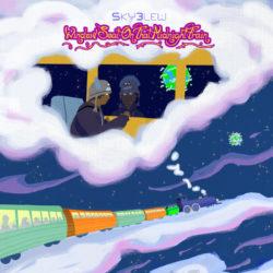 Красивейшее анимированное видео и трек от молодого рэпера SkyBlew