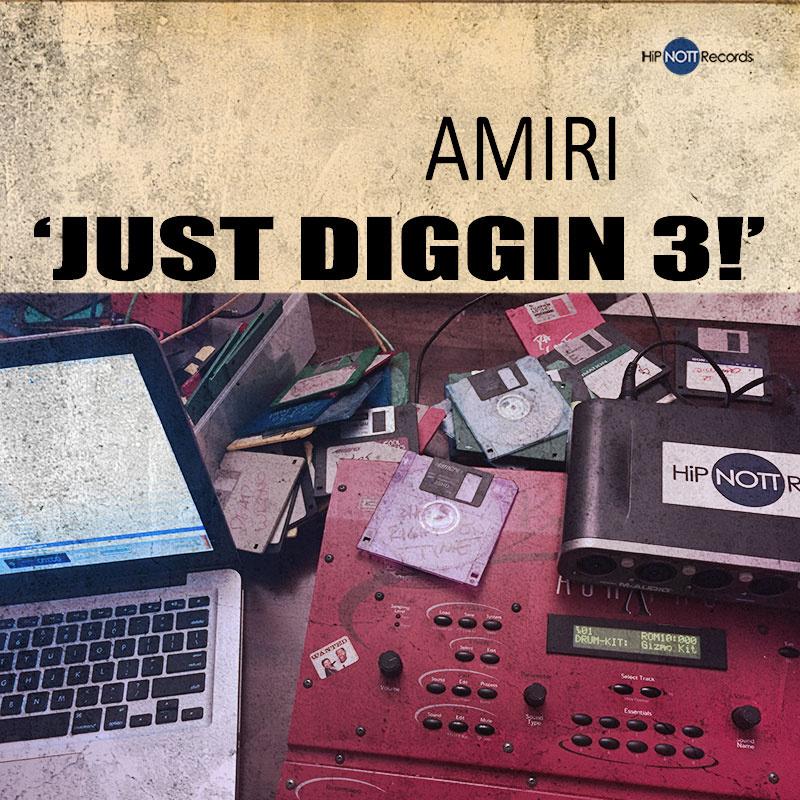Just Diggin 3! (Instrumentals) (2015)