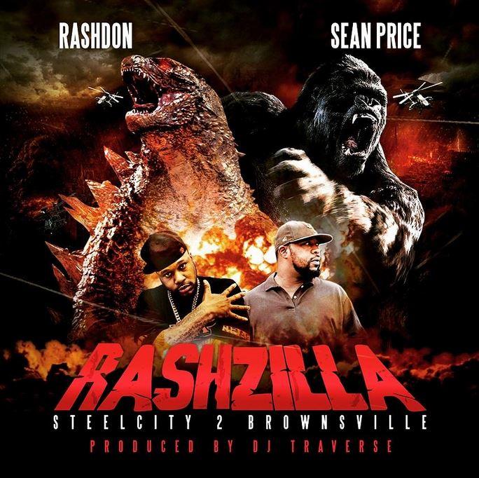 Мощный трек прямиком из Нью-Йорка в исполнении Sean Price и RashDon