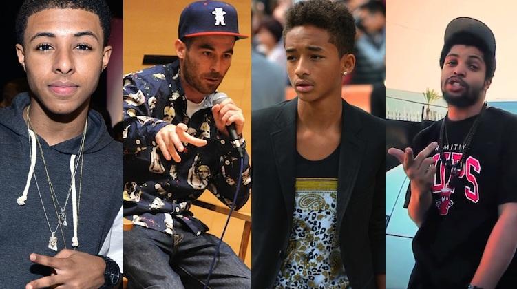 Детки богатых и известных родителей или «Помогают ли деньги стать известным рэпером!?»