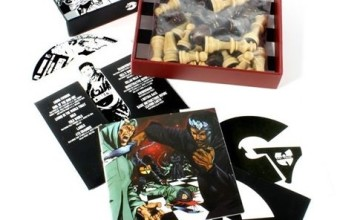 Красота от лейбла Get On Down: Cypress Hill, GZA, Jurassic 5, Nas, Ghostface, Raekwon, BDP, ODB, Common