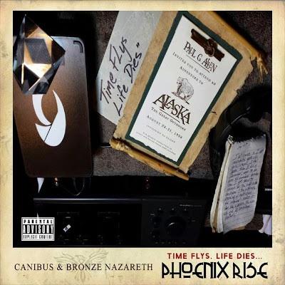 Canibus и Bronze Nazareth  (Wu-Family), выпускают совместный альбом