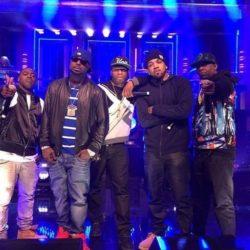G-Unit и The Roots. Такие разные и всё таки они вместе, на одной сцене