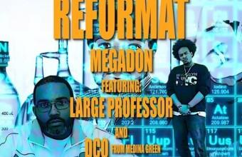 Large Pro, Megadon и DCQ, сняли видео в легендарных хип-хоп местах