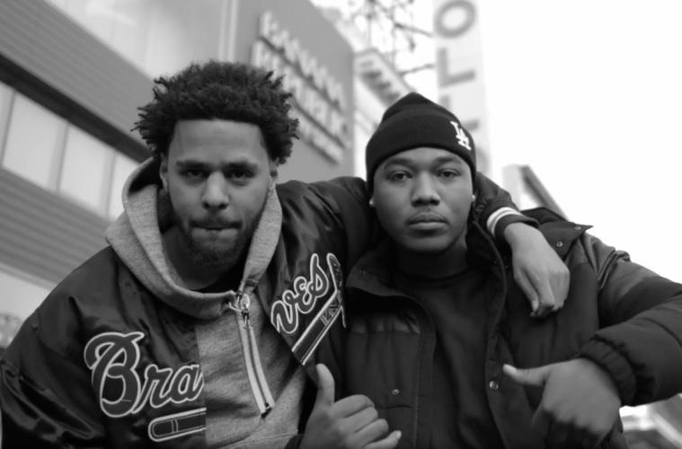 J.Cole и его 21-летний протеже Cozz с новым видео