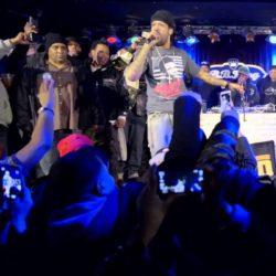 Redman и Keith Murray выступили в Нью-Йорке на сцене B.B. King